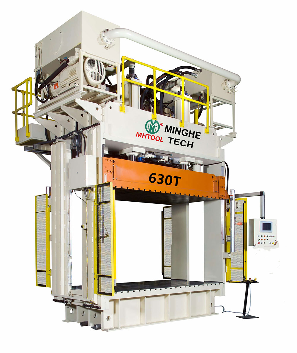 022-Four-Column-Gantry-Stamping-Stretch-Hydraulic-Press-2-630T